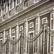 Palacio De San Telmo Facade Poster