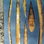 Paleolithic Spears Poster
