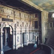 Palladio: Teatro Olimpico Poster