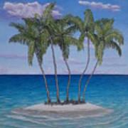 Palm Island Poster