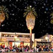 Palm Springs Holiday Parade 2015 Poster