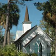 Palmetto Bluff Chapel Poster