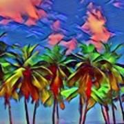 Palms 2 Poster