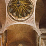 Pammakaristos Church Interior Poster