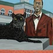 Panther Pride Poster