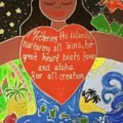 Papahanaumoku Poster