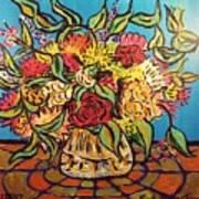 Paper Still Life  Poster