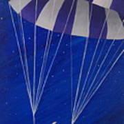 Para-shooting Star Poster by Kerri Ertman