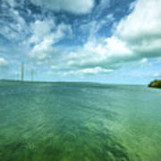Paradise On Earth, Florida Keys Poster