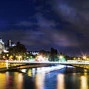 Paris At Night 23 Poster