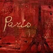 Paris - V01ct1at2cc Poster