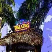 Party At Palapas Poster
