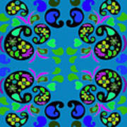Pasley Print Poster