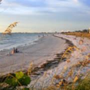 Pass A Grill Beach Florida Poster
