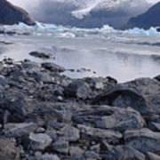Patagonia Ice Poster