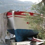 Patmos, Greece Life Poster