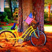 Patriotic Ride Poster