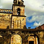 Patzcuaro Bell Tower Poster