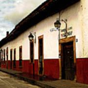 Patzcuaro Colors Poster
