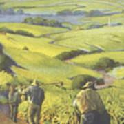 Pau Kanaka Work Poster