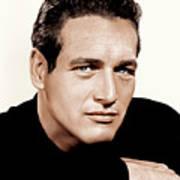 Paul Newman, Ca. 1963 Poster by Everett