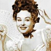 Paulette Goddard, Hollywood Legend Poster