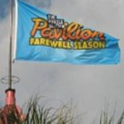 Pavilion Farewell Poster