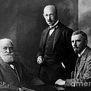 Pavlov, Anrep, Babkin Poster