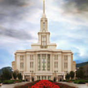 Payson Temple #3 Poster
