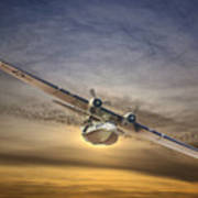 Pby Catalina Soars Poster