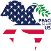 Peace Be With Us Poster