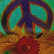 Peace Every Day Poster