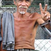 Peace Man 2 Poster