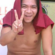 Peace Man 3 Poster