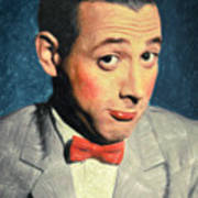 Pee-wee Herman Poster