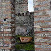 Peek Into The Past - Pompeii Poster