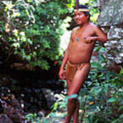 Pemon Tribe Poster