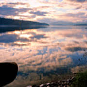 Pend Oreille Reflections Poster