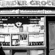 Pender Convenience Poster