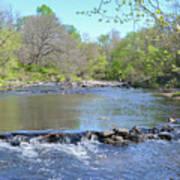 Pennypack Creek - Philadelphia Poster