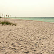 Pensacola Beach 2 Panorama - Pensacola Florida Poster