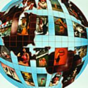 People Of The World Poster