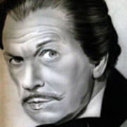 People- Vincent Price Poster