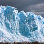 Perito Moreno Glacier - Patagonia Poster