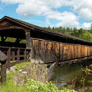 Perrine's Bridge In May Poster