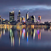 Perth My Beautiful City Poster