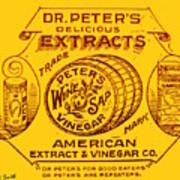 Peters For Good Eaters Poster