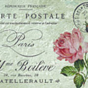 Petit Rose Confection Poster