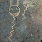 Petroglyph Series 1 Poster