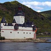 Pfalz Castle Poster